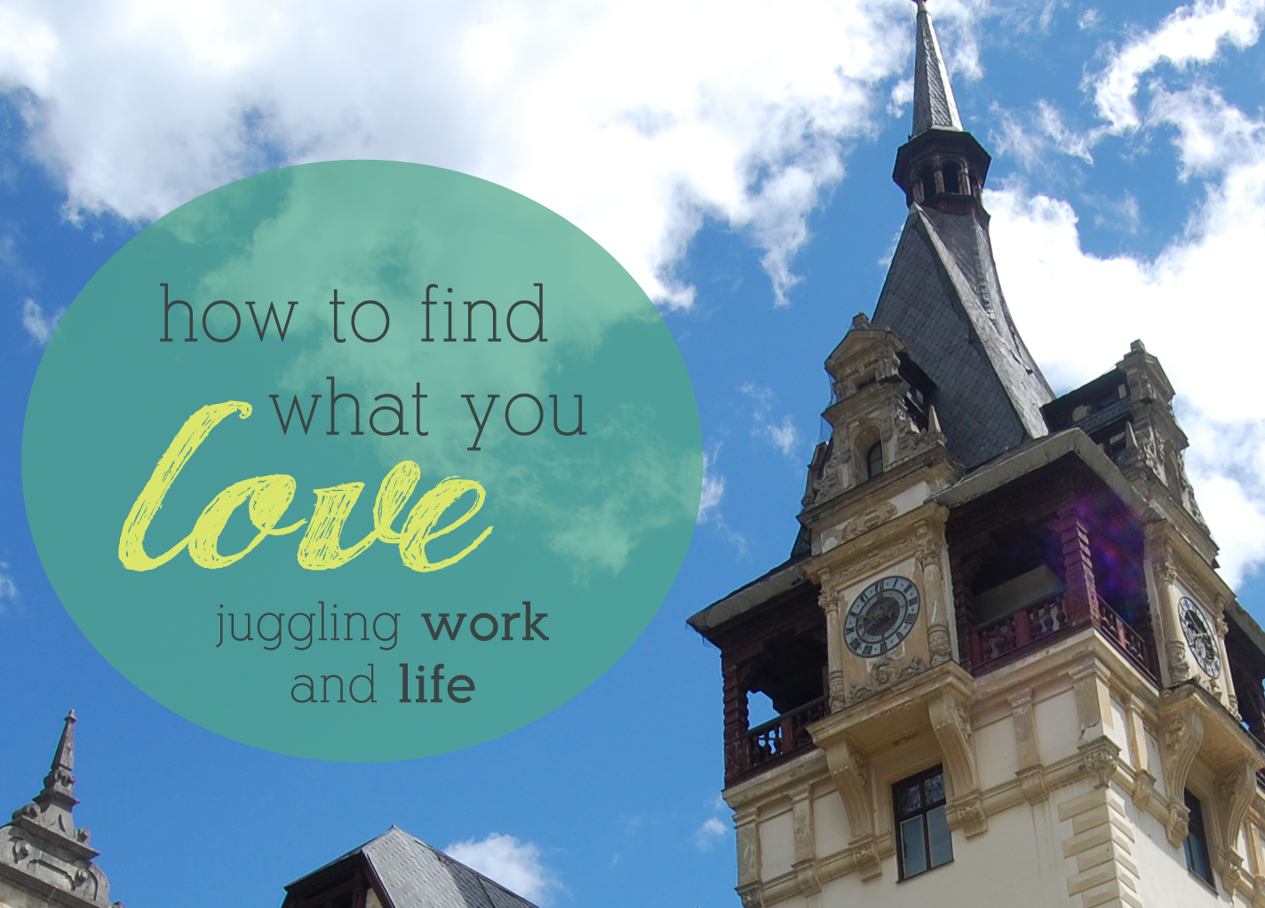 how to find work love